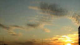 City Sunrise 3 Footage