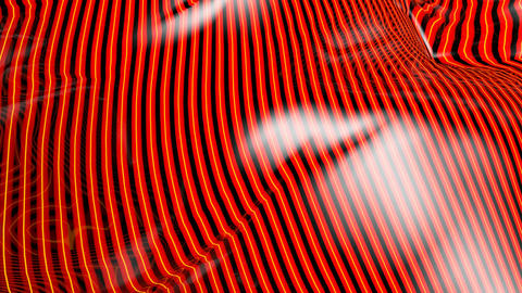 Line Swirl Background stock footage