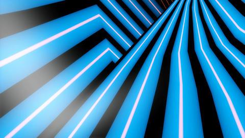 blue line motion Animation