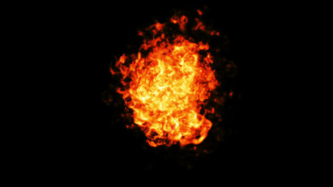 particular fire 015 Animation