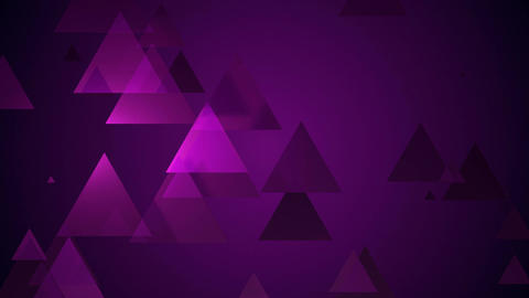 20 HD Abstract Random Triangle #02 0