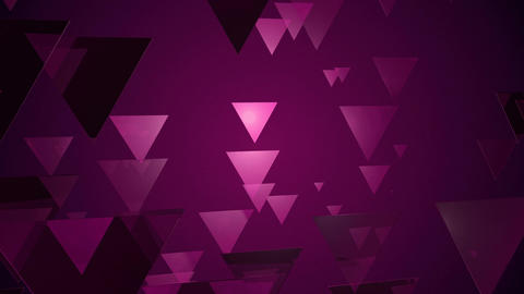 20 HD Abstract Random Triangle #02 2