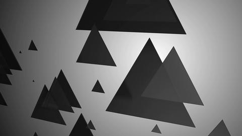 grey triangle animation Animation