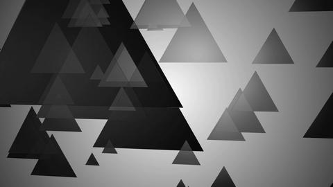 brights moving triangle Animation