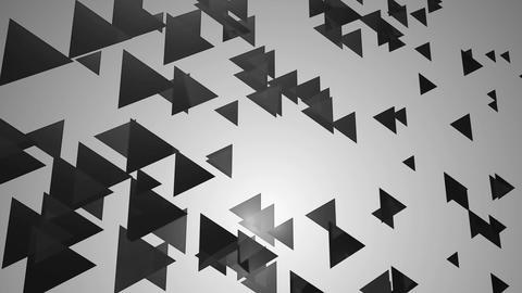 wavy matte trigonal Animation