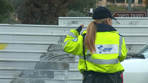 police woman Footage