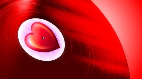 Love Tune Red (Loop) Animation