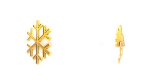 Meteo Symbols (Loop) Animation