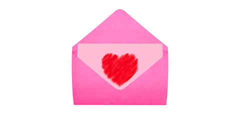 You Got Love Mail Stock Video Footage