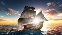 海賊船 パイレーツ Animation