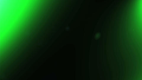 particle bg green Stock Video Footage