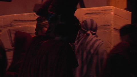 jewish roman 01 Stock Video Footage