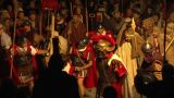 via crucis 02 Footage