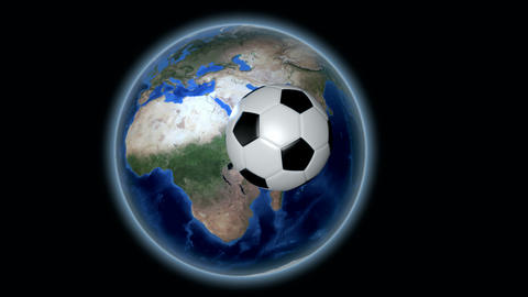 International soccer, world cup Stock Video Footage