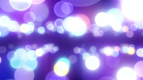 Neon Light in Dot E HD Stock Video Footage