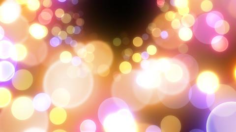Neon Light in Dot Ht HD Stock Video Footage