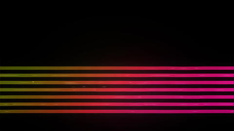Light Tubes Pink Stock Video Footage