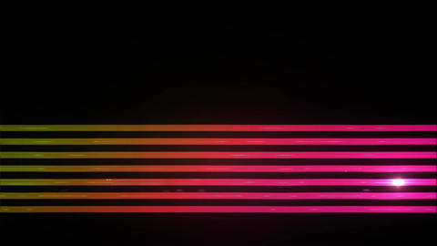 Light Tubes Pink Animation