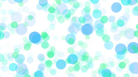 2D Pattern Pan Dot G HD Animation