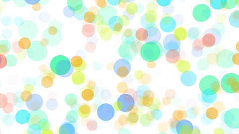 2D Pattern Pan Dot J HD Stock Video Footage