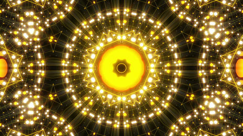 VJ Loop Kaleidoscope 1 Animation