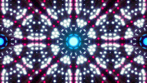 VJ Loop Kaleidoscope 18 Animation