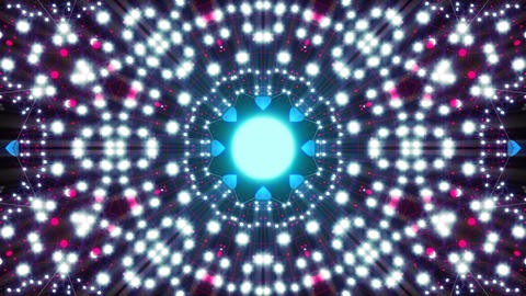 VJ Loop Kaleidoscope 7 Animation