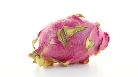 Pitaya or Dragon Fruit Footage