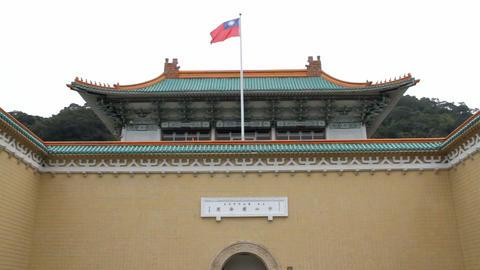 Taipei Palace Musem.HD 影片素材