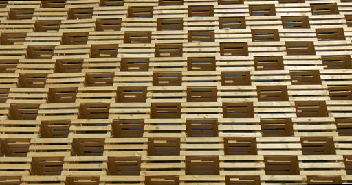 architectural wood pattern 04 Footage