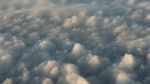 Cloud Aerial View. HD ビデオ