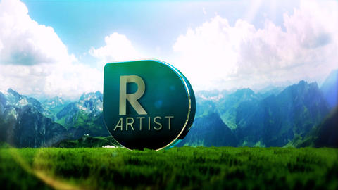 Summer Logo Reveal After Effects Template