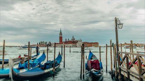 Venice - San Giorgio Maggiore, Italy Footage