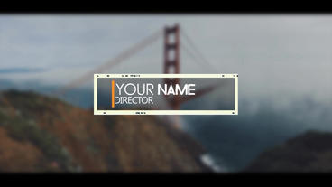Frame Lower Third After Effects Project
