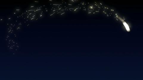 Sparkle loop background Stock Video Footage