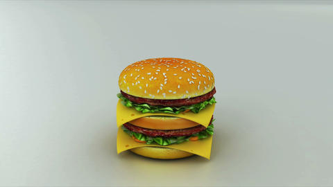 burger Animation