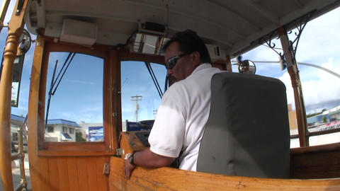 InTheBusOfGuam01 mov 1 1 Stock Video Footage