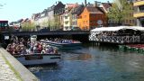 Christianshavns canal Footage