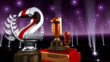 Podium Prize Trophy Ea3 HD stock footage