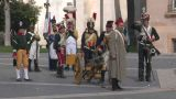 French Artillery 01 stock footage