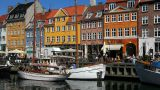 Nyhavn district Footage