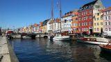 Nyhavn Copenhagen Footage