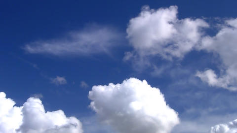 Cloudscape 03 Stock Video Footage