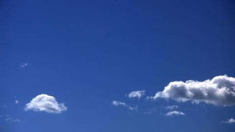 Cloudscape 01 Stock Video Footage