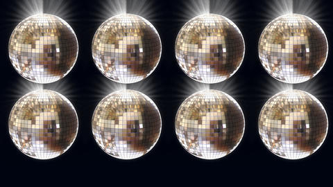 disco ball 02 Animation