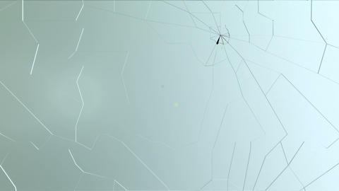 glass break 01 Stock Video Footage