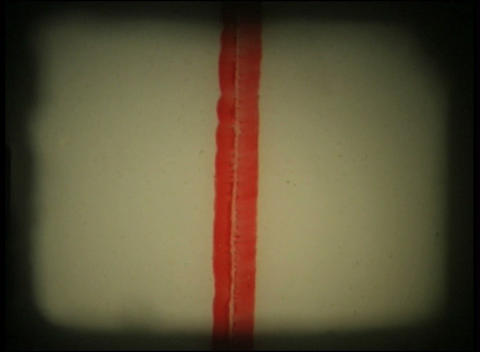 lines super 8mm Stock Video Footage