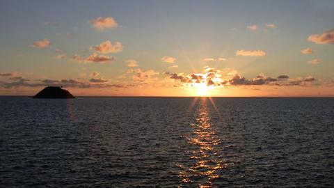 sunrise time lapse 01 Stock Video Footage