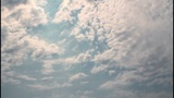 Cloudy skies (time lapse) Footage