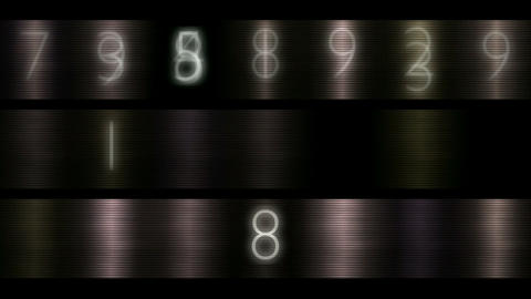 number Animation